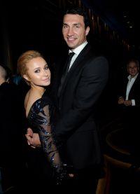Панеттьери и Кличко счастливы вместе