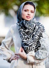 Headscarves - zimní 5