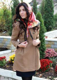 Headscarves - zimní 9