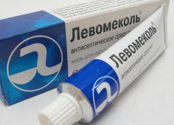 antibiotično zdravljenje mazilo za kožo