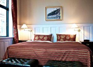 В гостинице