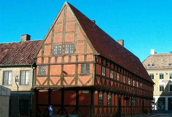 Дом Якоба Хансена