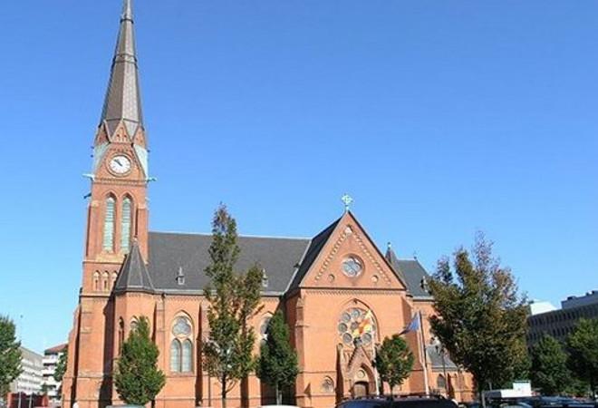 Церковь Густава Адольфа