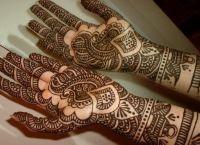 henna painting6