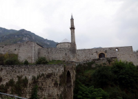 Крепостной минарет