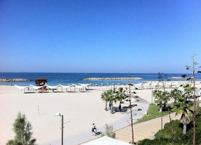Пляж Аккадия