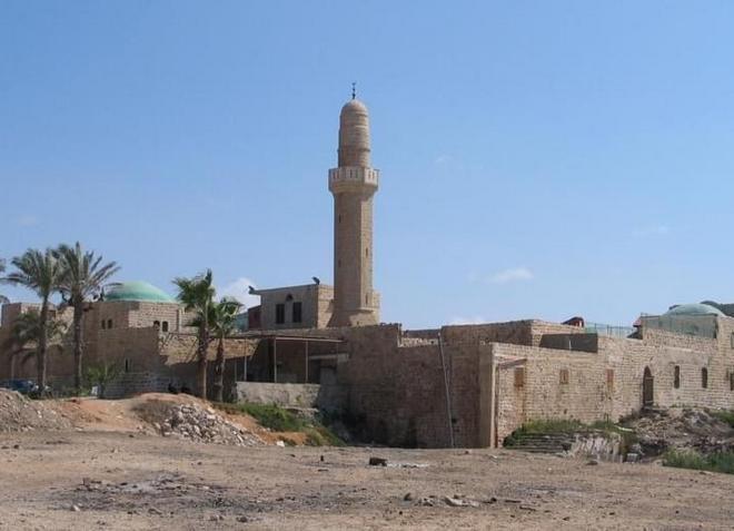 Мечеть Сидни-Али