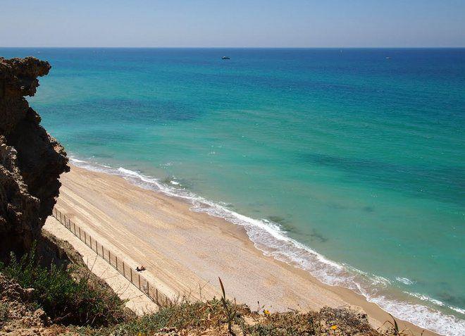 Пляж Аполлония