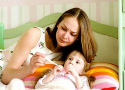 Što dati dijete na visokoj temperaturi