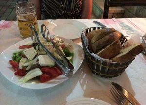 Блюда Taverna Lefteri