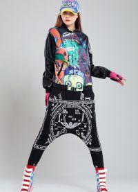 Hip-hopové oblečení pro holky4