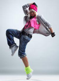 Hip-hopové oblečení pro holky5
