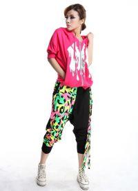 Hip-hopové oblečení pro holky8