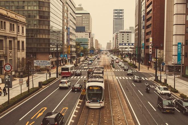 Транспорт в городе