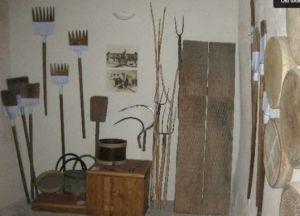 Орудия труда древних киприотов