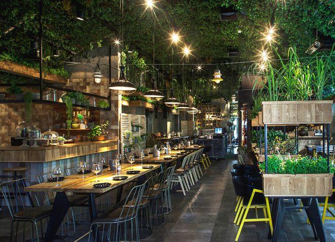 Ресторан огород Горин