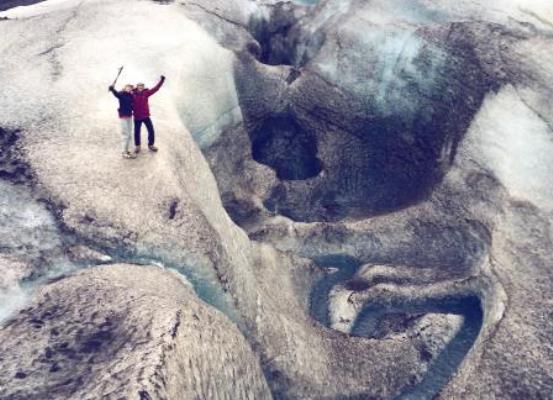 Поездки на ледник Vatnajokull