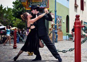 Международный конгресс исполнителей танго в Буэнос-Айресе