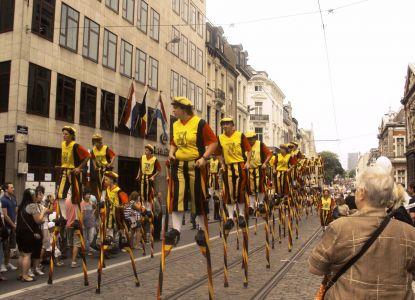 Национальный праздник Бельгии