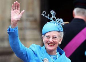 Королева Маргрете поздравляет датчан с Днем Конституции