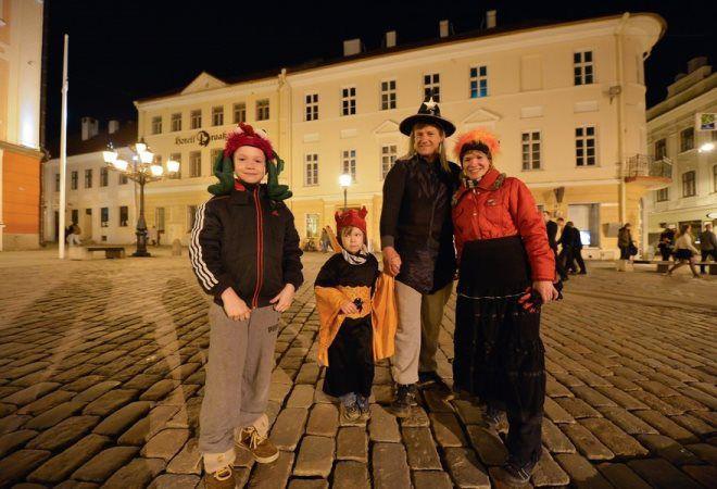 Вальпургиева ночь в Эстонии