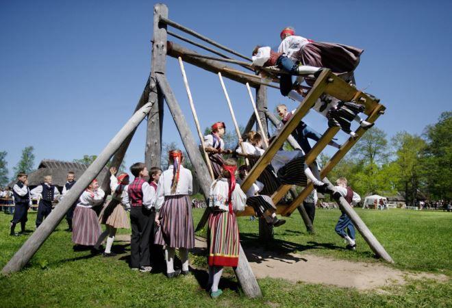 Яанов день в Эстонии