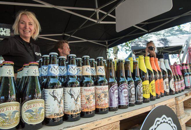 Фестиваль пива в Эстонии