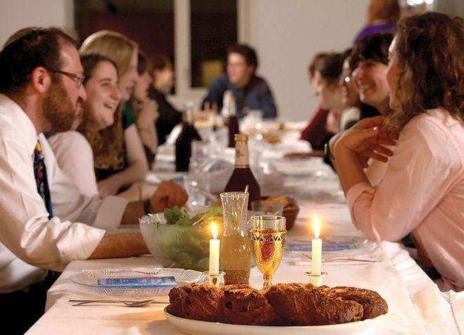 Празднование Шаббата в Израиле
