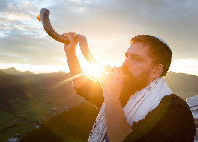 Праздник труб в Израиле