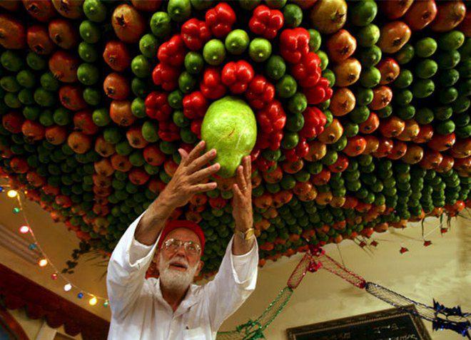 Суккот - праздник кущей