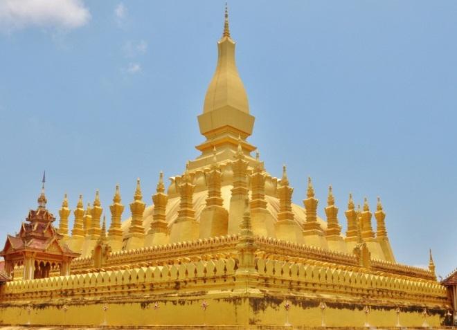 Пагода Тхат Луанг