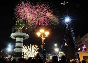 Македония отмечает Новый год