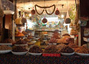 Фестиваль фиников в Эрфуде