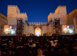 Фестиваль сакральной музыки в Фесе