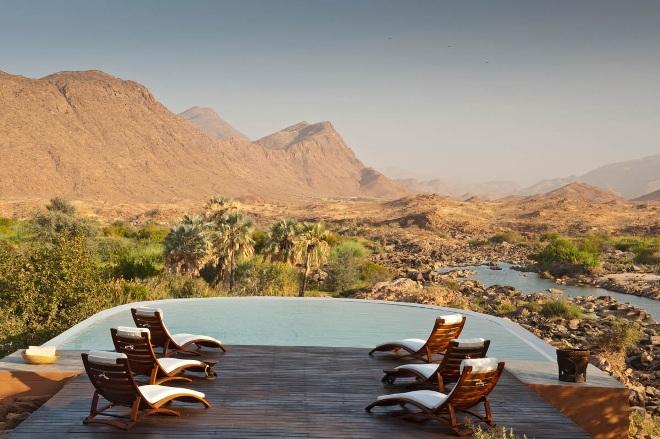 Отели в Намибии