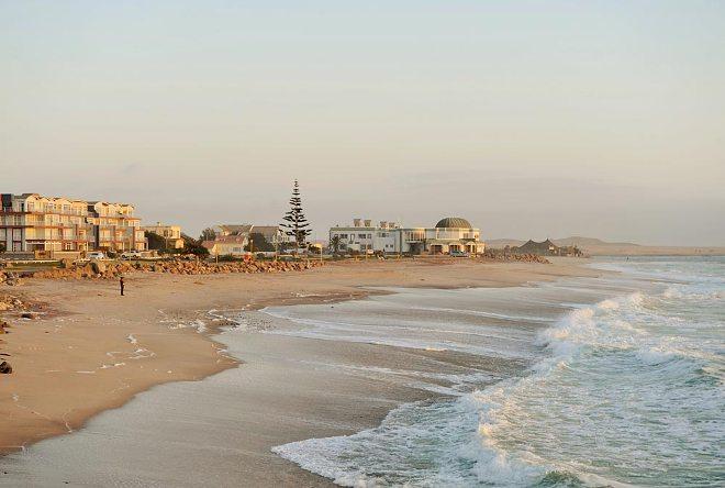 Пляжное побережье