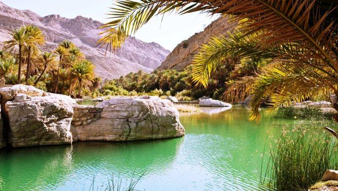 Экотуризм в Омане