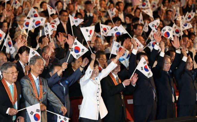 День независимости Кореи