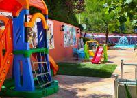 Детская площадка в Hotel New York