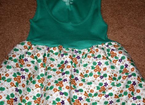 domača obleka z lastnimi rokami fotografija 6