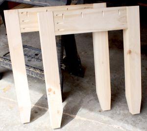 Domowe drewniane meble zrób to sam 15