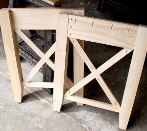 Domowe drewniane meble zrób to sam 16