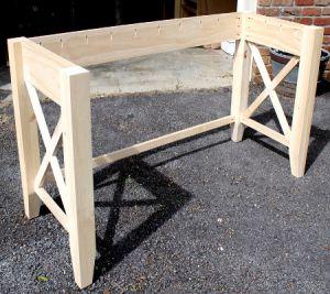 Domowe drewniane meble zrób to sam 17