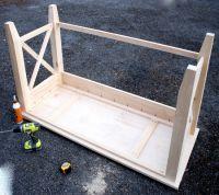 Domowe drewniane meble zrób to sam19
