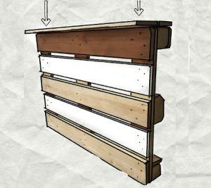 Domowe drewniane meble zrób to sam1