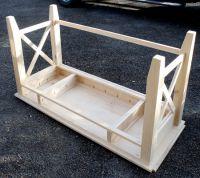 Domowe drewniane meble zrób to sam 20