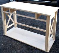 Domowe drewniane meble zrób to sam21