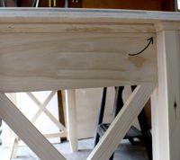 Domowe drewniane meble zrób to sam 25