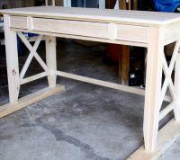 Domowe drewniane meble zrób to sam26