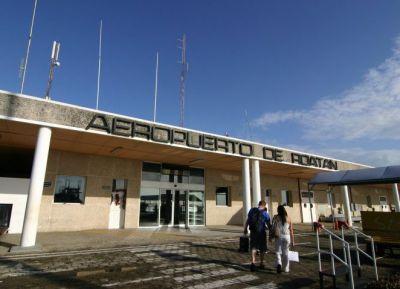 Аэропорт города Роатан